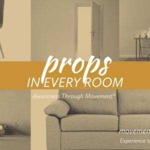 Movement props in tour home