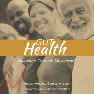 Gut health Movement Lessons with Lindy Ost